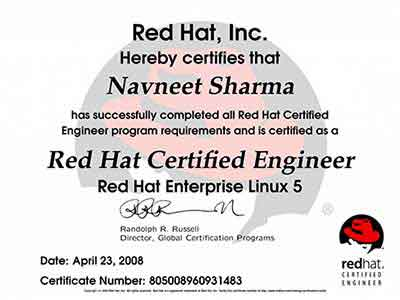 Linux Training in Chandigarh | Redhat Certification in Chandigarh